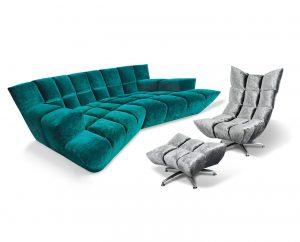 Cloud7   Sofa & Sessel von Bretz