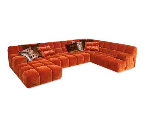 Ocean7 - Sofa und Sessel von Bretz