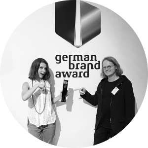 German Brand Award 2017 Gold Interior & living