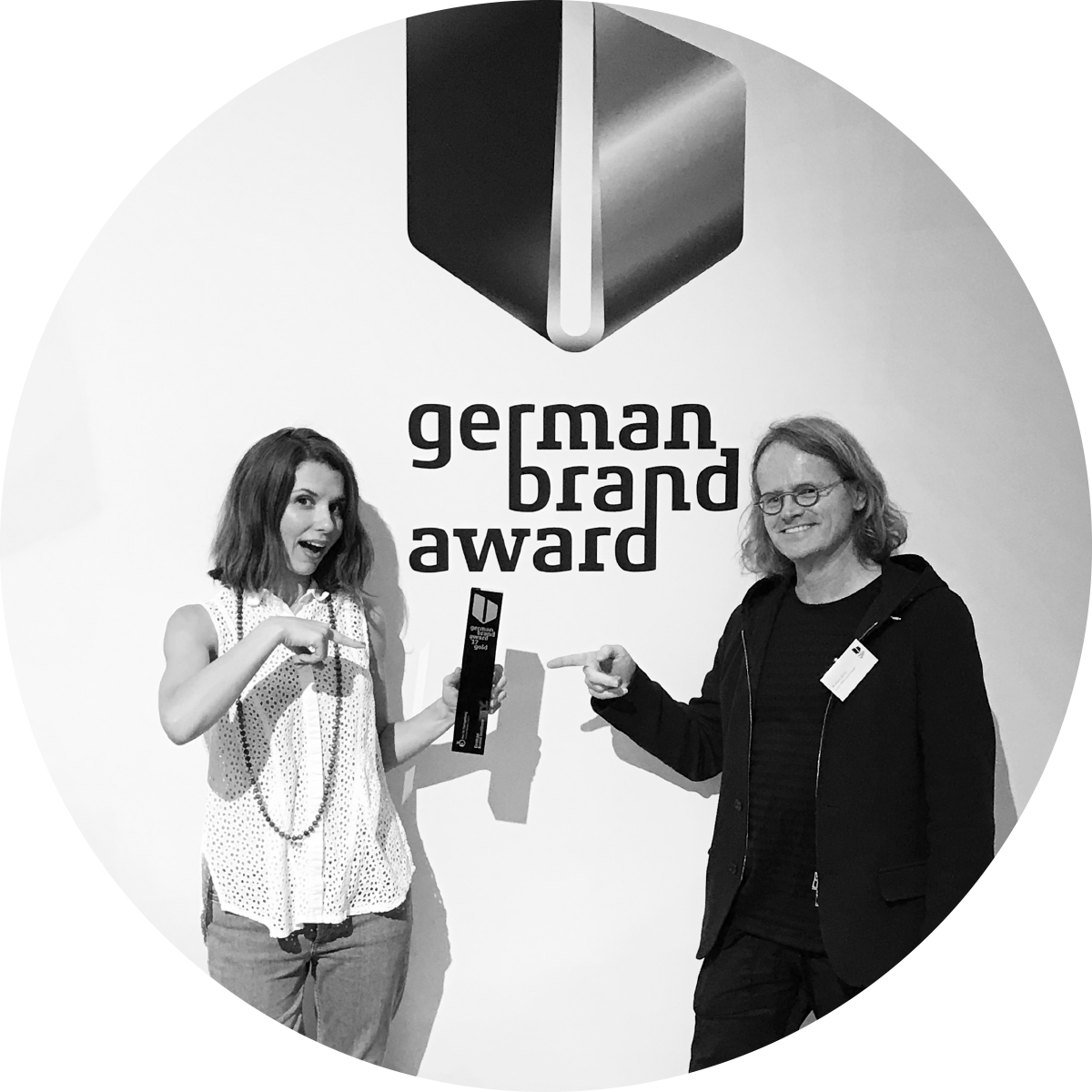 German Brand Award 2017 Gold Interior & living