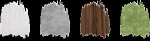 Greenery Einrichtungstipps Material