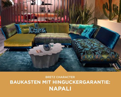 Modulares Sofa Napali