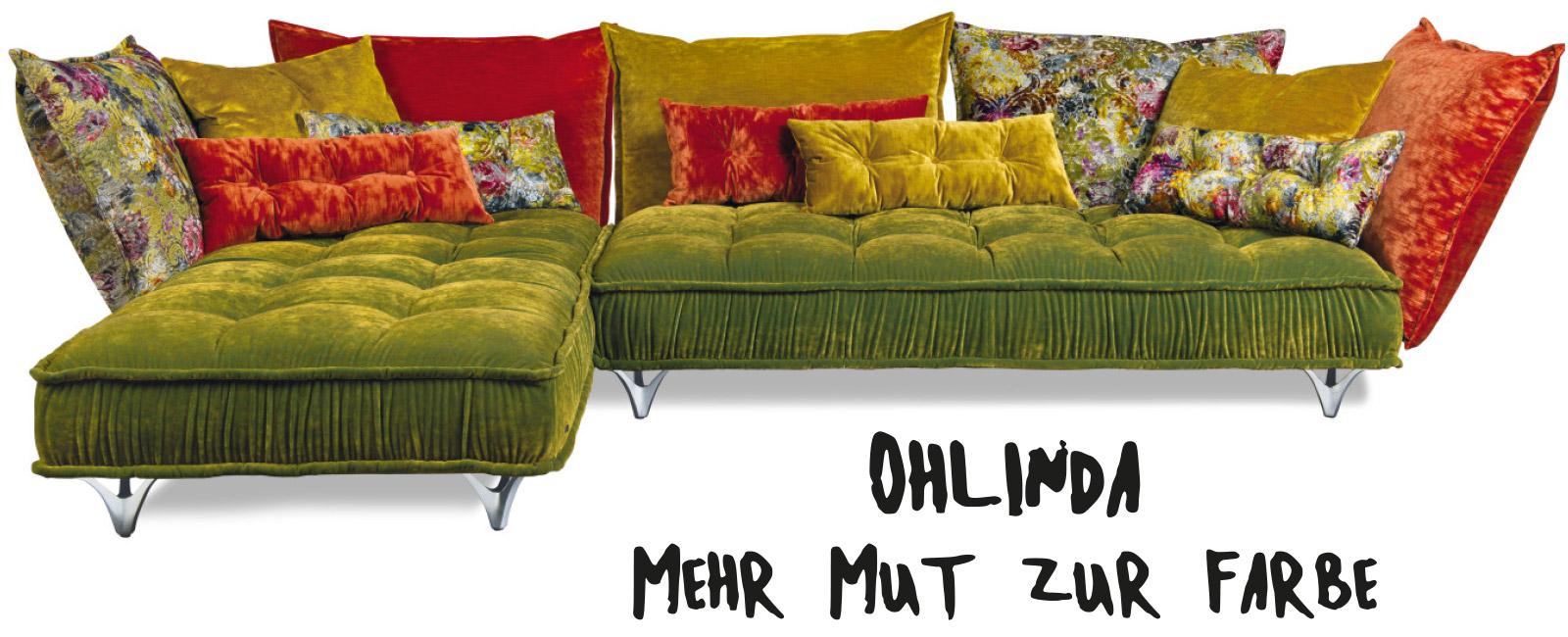 Bunte Sofas ohlinda sofa wie aus einer bunten idee eine designikone wurde