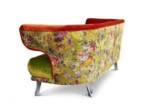 CROISSANT-Bretz-Sofa-Gobelin Kombination-Rückenansicht