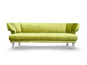 CROISSANT-Bretz-Sofa-Kiwi-Frontansicht