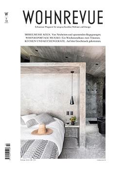 wohnrevue 2018 02 produktidee filousof bretz. Black Bedroom Furniture Sets. Home Design Ideas