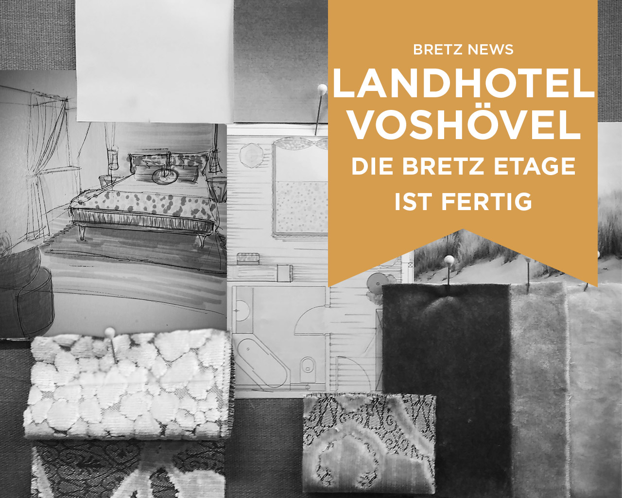 die bretz etage im landhotel vosh vel bretz. Black Bedroom Furniture Sets. Home Design Ideas