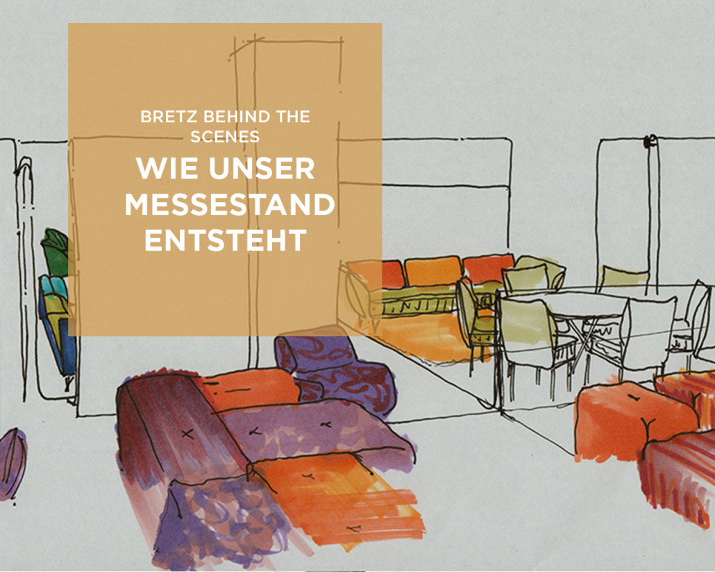 Bretz Messestand