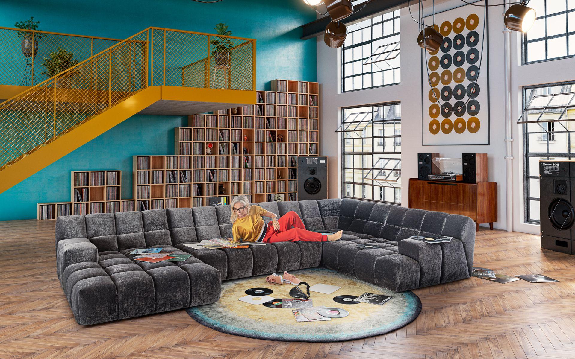 Bretz - Design Sofa Hersteller made in Germany since 7 ✓