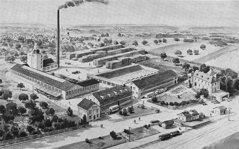 125 Jahre deutsche Manufaktur